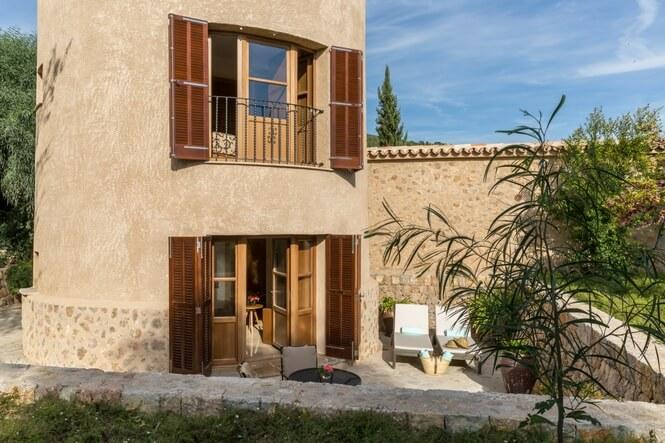 Water Tower Duplex, Castell Son Claret, Luxushotel Mallorca (1)