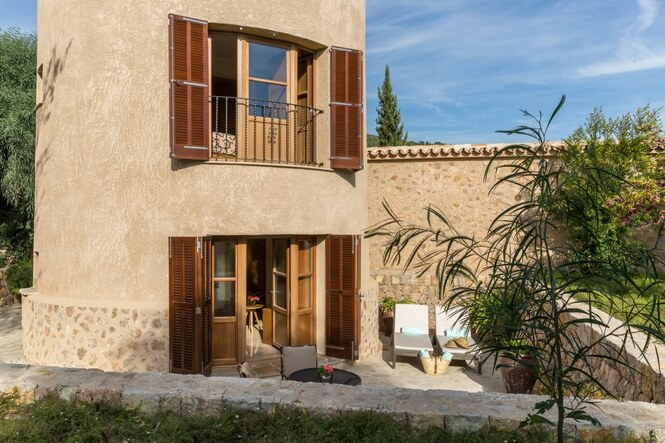 Water Tower Duplex, Castell Son Claret, su hotel de lujo en Mallorca (1)