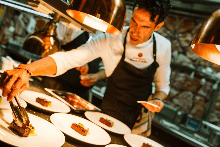 restaurante estrellas michelin mallorca