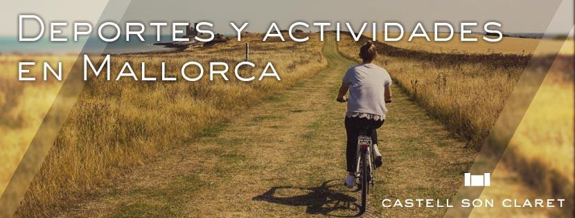 Guía para realizar deportes y actividades en Mallorca (I)
