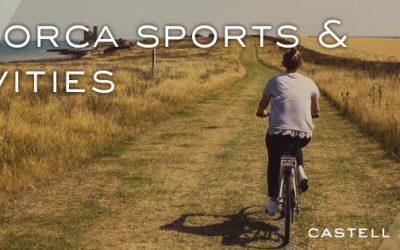 Mallorca sports & activities. Enjoy it!