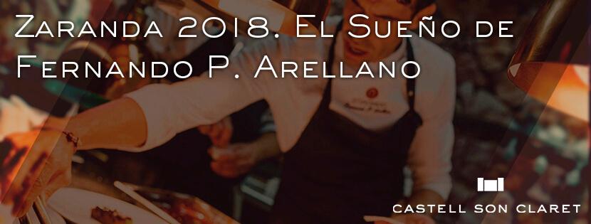 Zaranda 2018. El Sueño de Fernando P. Arellano