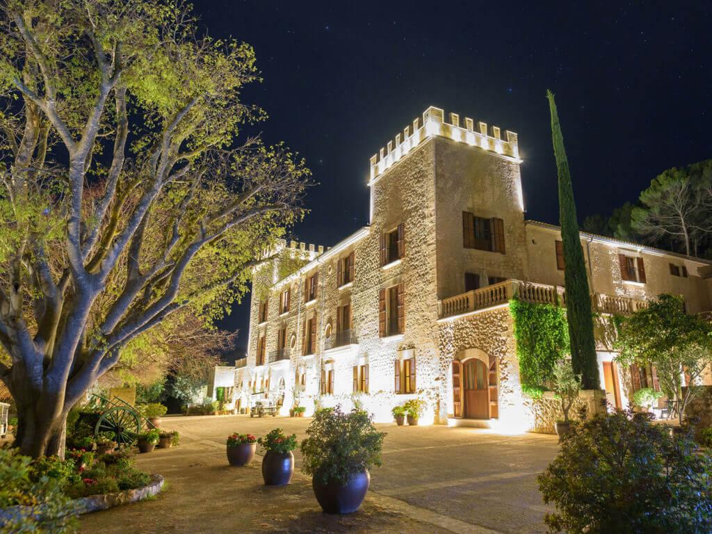 Mallorca Luxushotel, Castell Son Claret
