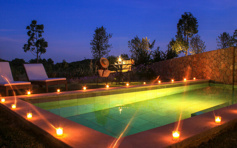 Private Pool Suites Mallorca, Castell Son Claret LHW (1)
