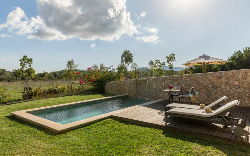 Private Pool Suites Mallorca, Castell Son Claret LHW (10)