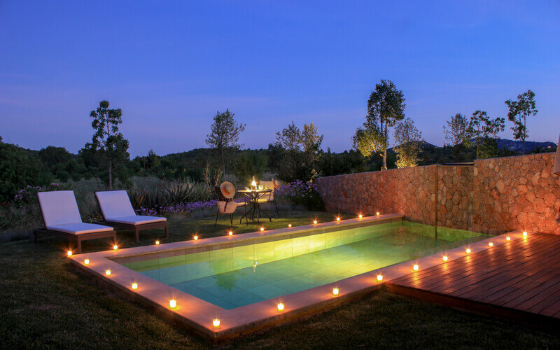 Private Pool Suites Mallorca, Castell Son Claret LHW (2)