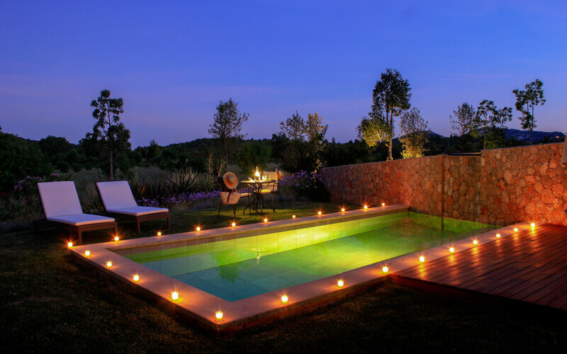 Private Pool Suites Mallorca, Castell Son Claret LHW (3)