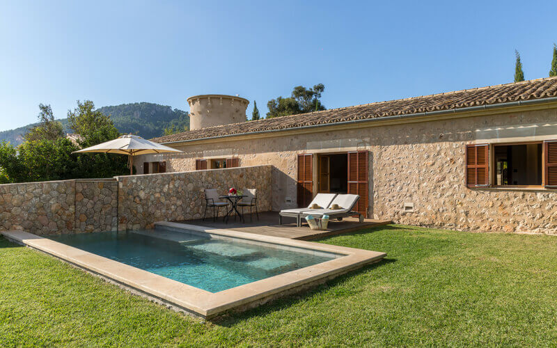 Private Pool Suites Mallorca, Castell Son Claret LHW (9)