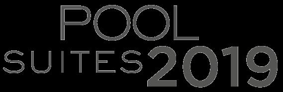 Das Logo der PoolSuiten 2019