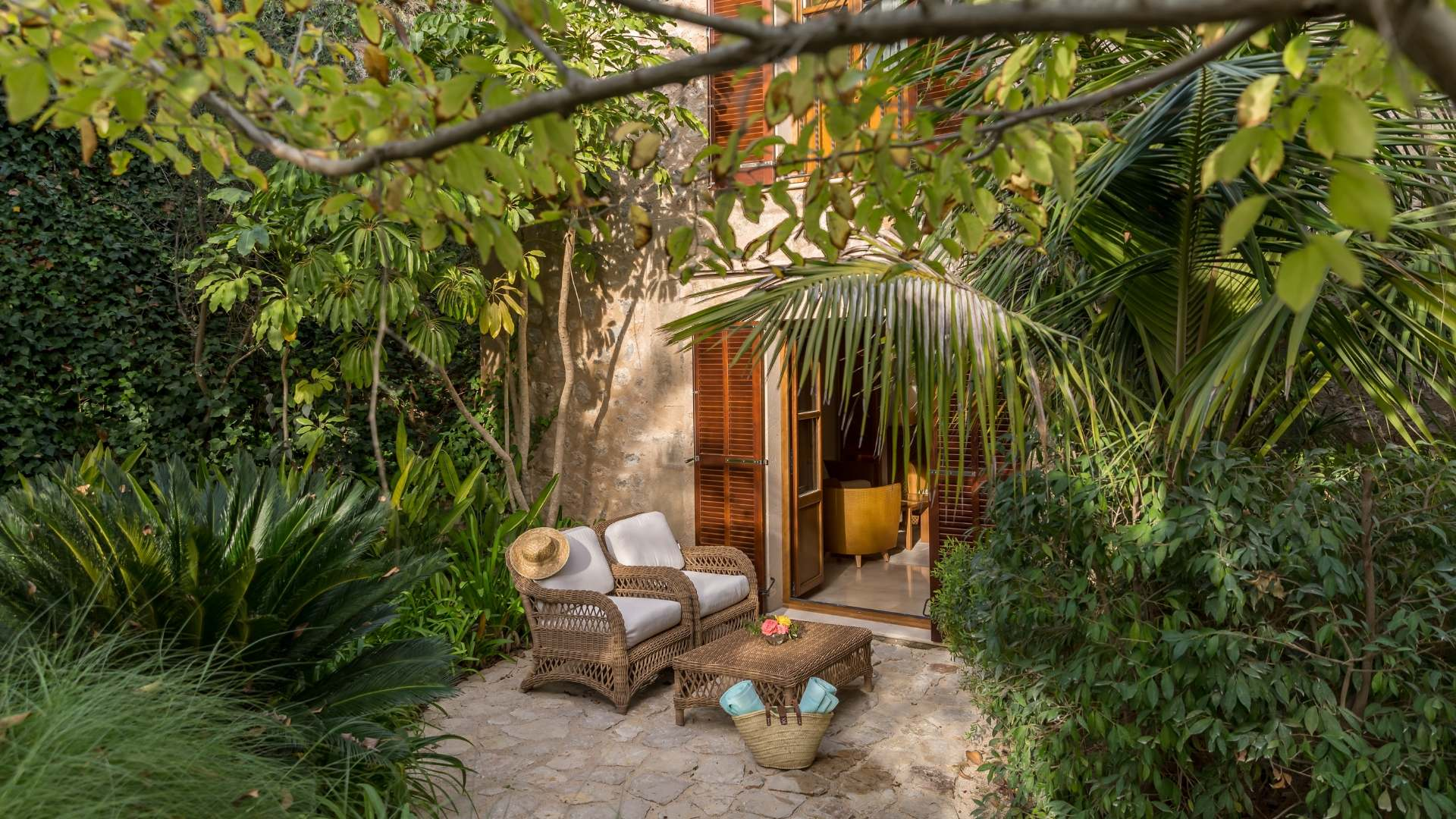 Castell Son Claret Luxury Hotel, Garden Suites (3)