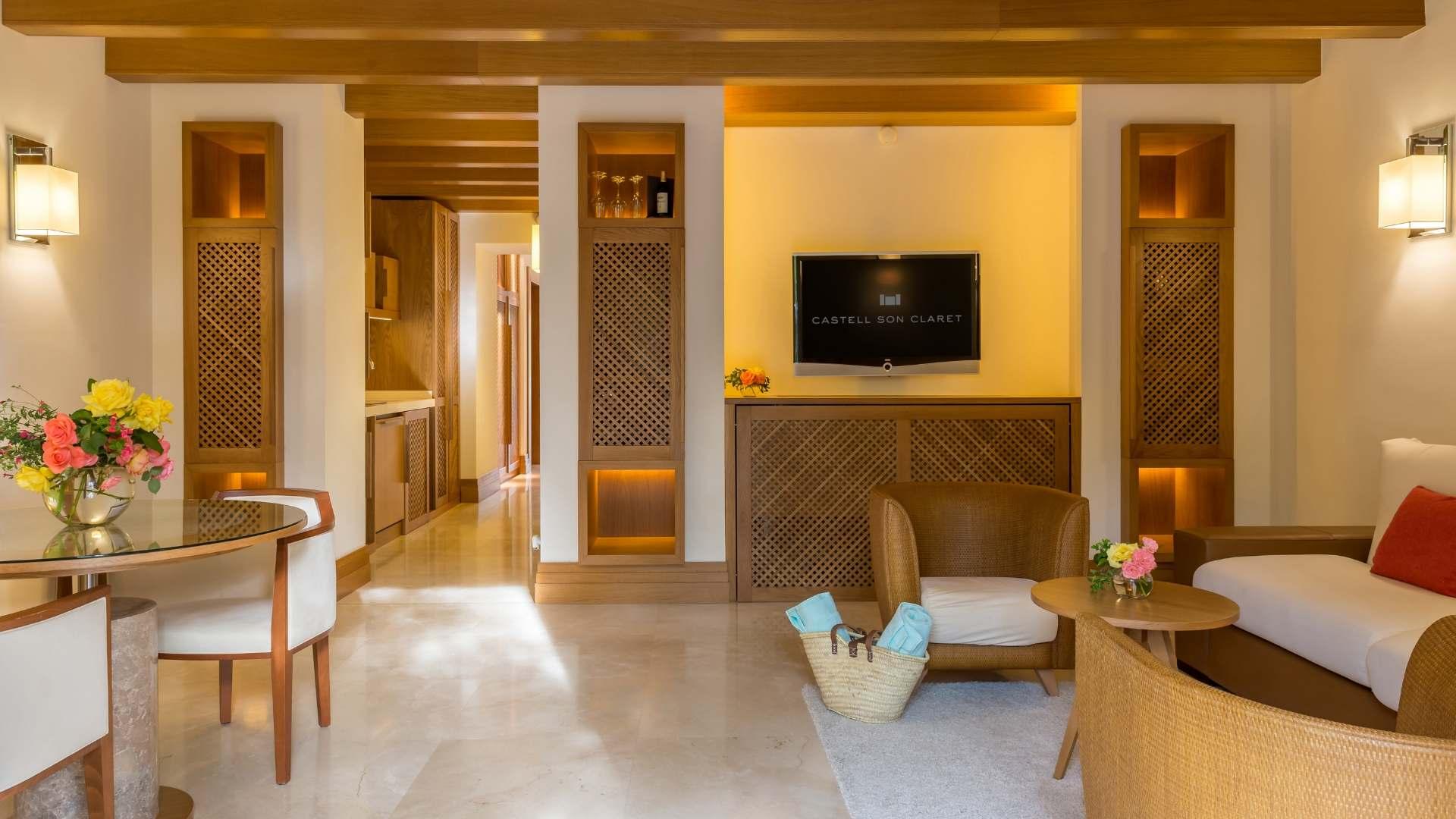 Castell Son Claret Luxury Hotel, Garden Suites (4)