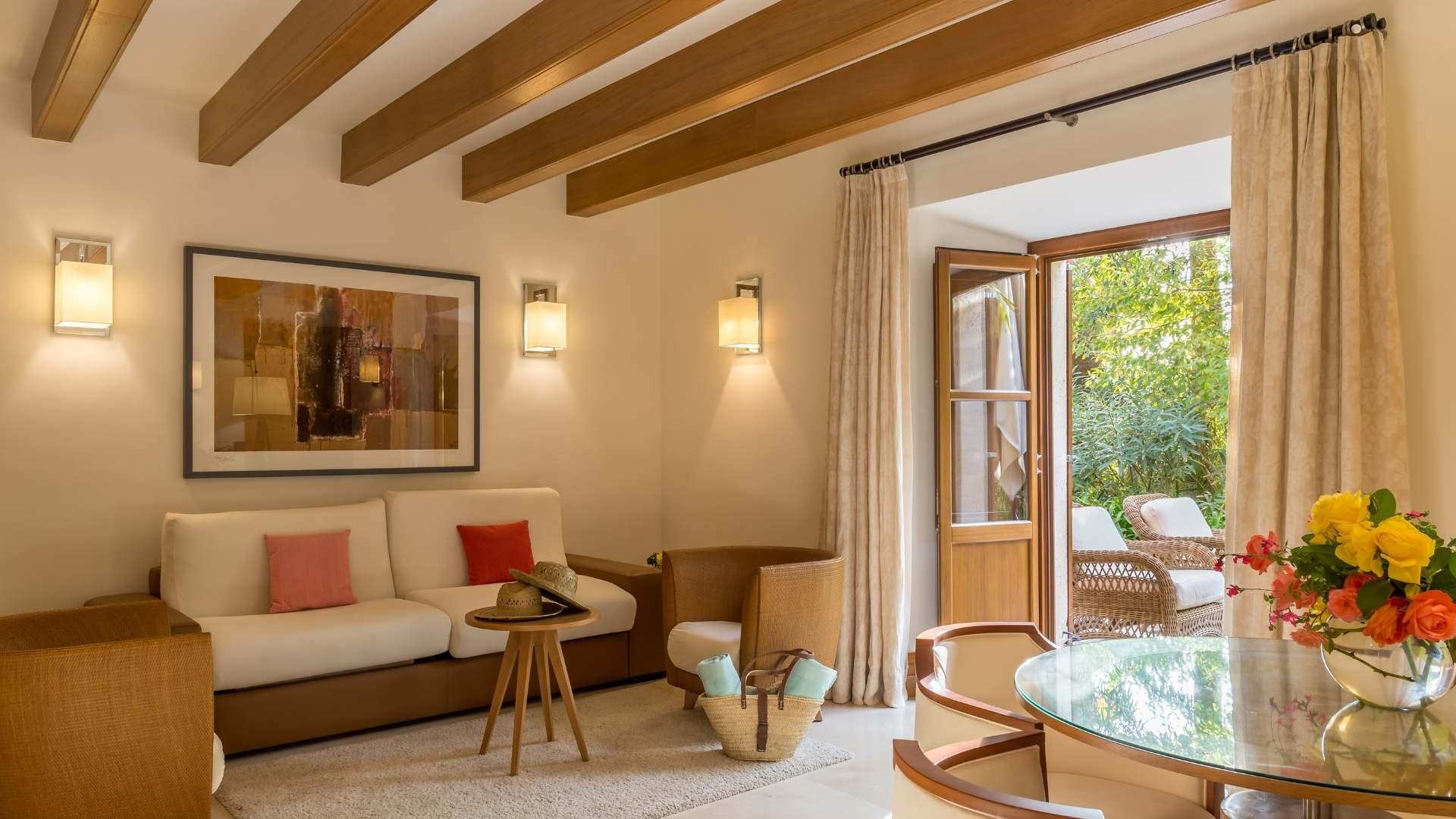 Castell Son Claret Luxury Hotel, Garden Suites (5)