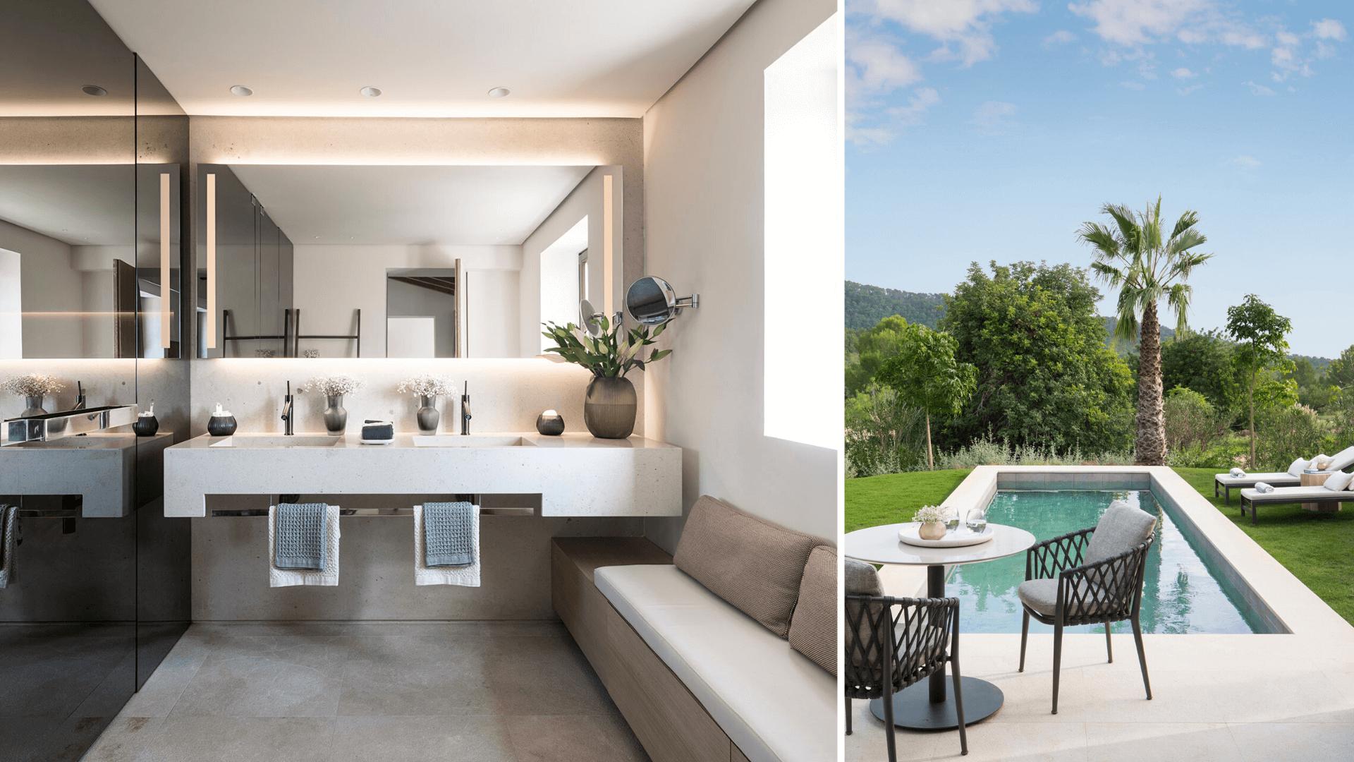 Pool Suites Castell Son Claret Hotel, Mallorca (5)