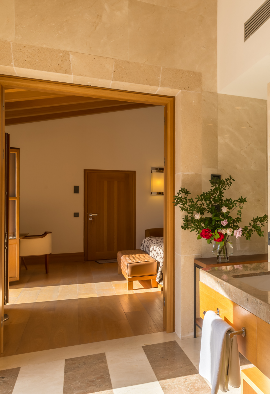 Demi Terrace Suite Castell Son Claret (2)