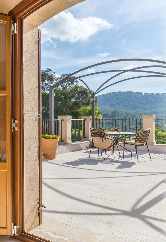 Demi Terrace Suite Castell Son Claret (3)