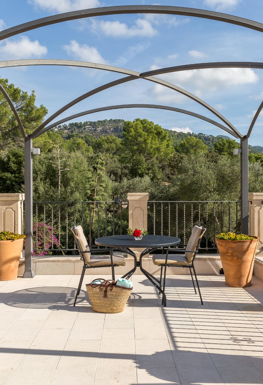 Demi Terrace Suite Castell Son Claret (6)