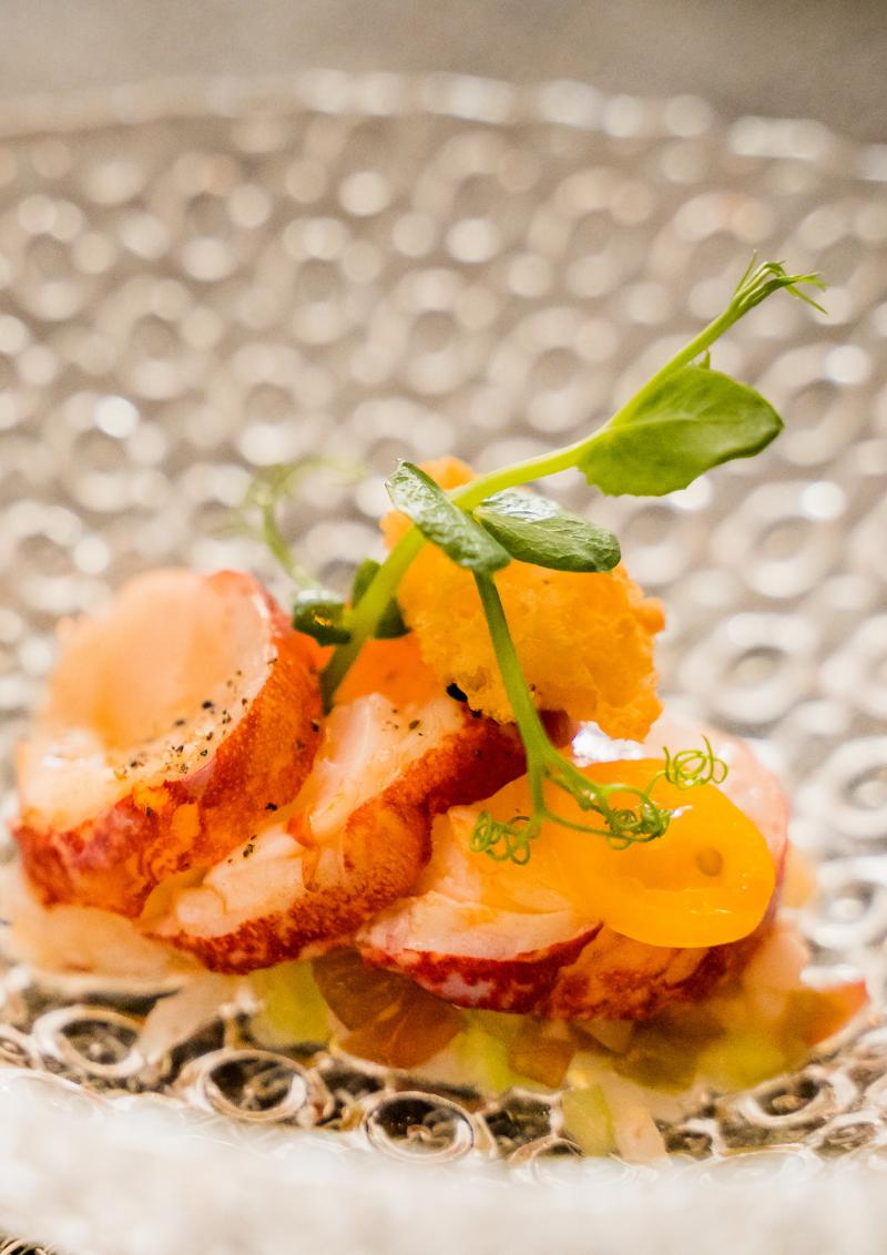 Olivera Restaurant Castell Son Claret (1)